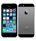 【中古】【安心保証】 au iPhone5s[64GB-a] スペースグレイ